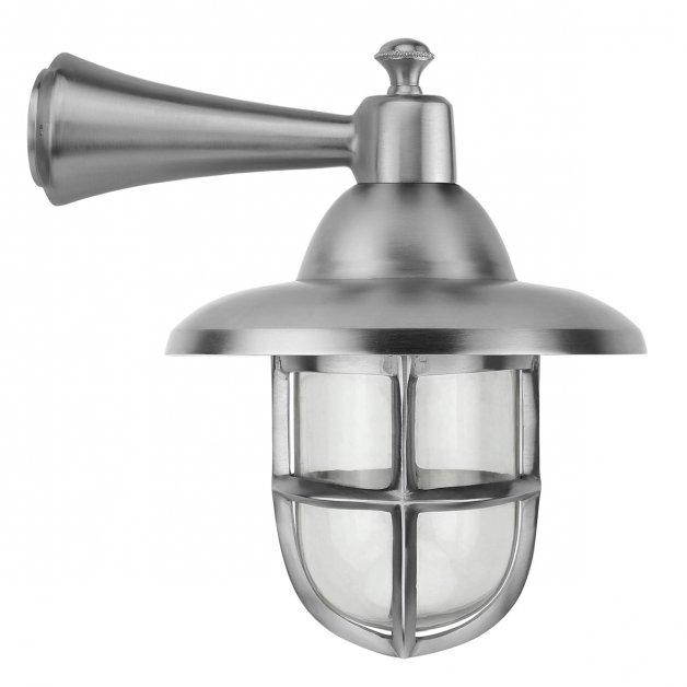 Buitenverlichting Nautisch Maritiem Scheepslamp Ocean Nikkel - 42 cm