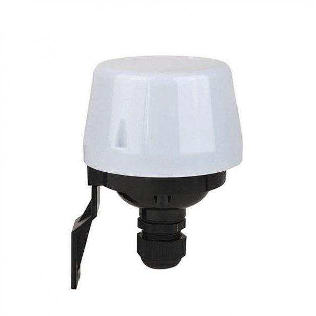 Buitenlampen Aansluitmateriaal Schemerschakelaar buitenlamp opbouw - 230V
