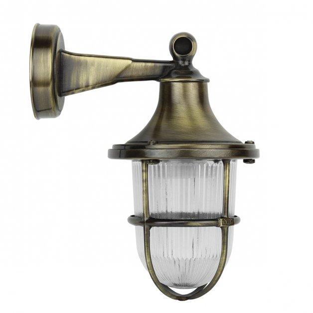 Außenleuchten Maritim Nautik Schiffswandlampe bronze Taylor - 26 cm