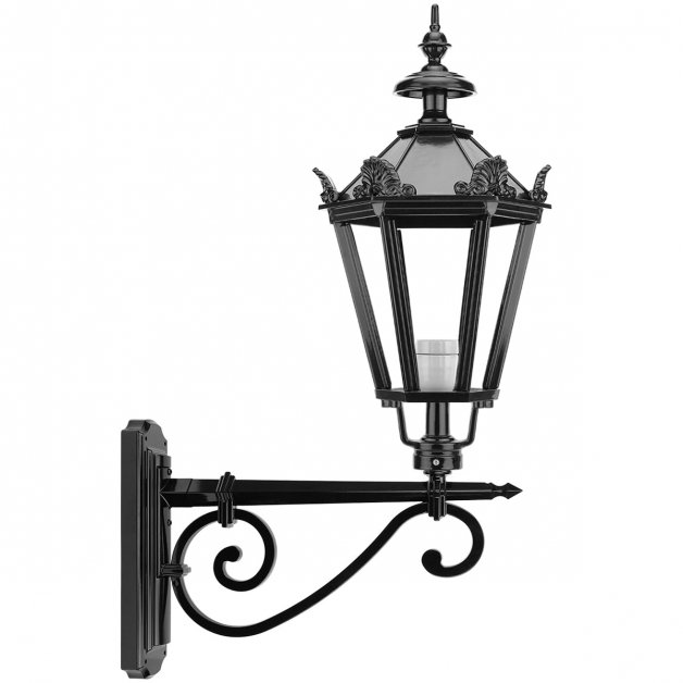 Outdoor Lamps Classic Rural Mood lamp rustic outer wall Arkum - 115 cm