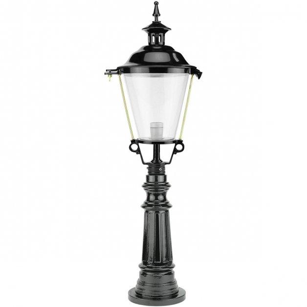Outdoor Lighting Classic Rural Pedestal lamp outdoor Maarssen - 105 cm