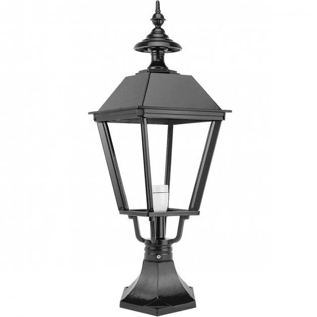 Buitenlampen Klassiek Landelijk Sokkellamp vloer rustiek Baarsdorp - 72 cm