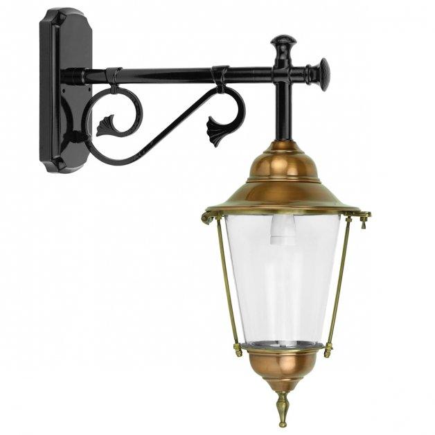 Buitenlampen Klassiek Landelijk Stallamp wand Barnheem koper - 72 cm