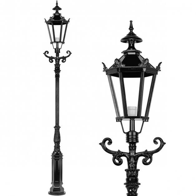 Buitenverlichting Klassiek Landelijk Terraslantaarn Zeist - 330 cm