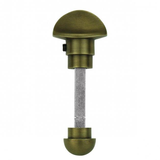 Deurbeslag Toiletsluitingen Toiletdeurslot stift antiek messing - Ø 23 mm