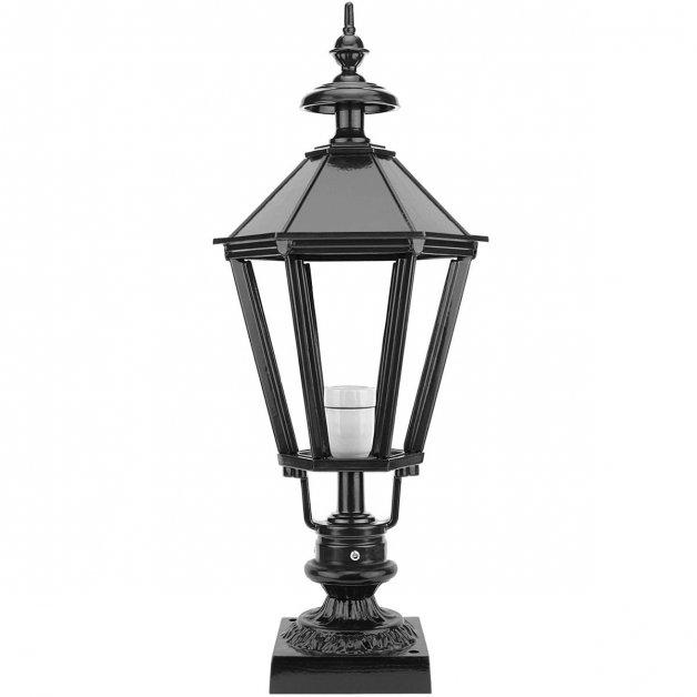 Außenbeleuchtung Klassisch Ländlich Gartenleuchte sechseck Abbekerk - 62 cm