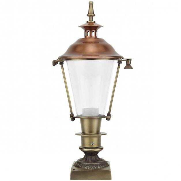 Outdoor Lamps Garden Lighting Garden lamp on feet Erlecom copper - 50 cm