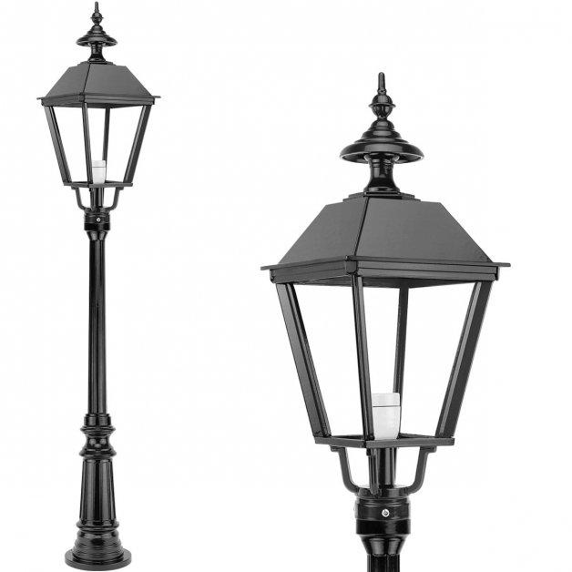 Outdoor lamps Classic Rural Garden lamp on pedestal Burgerveen - 154 cm