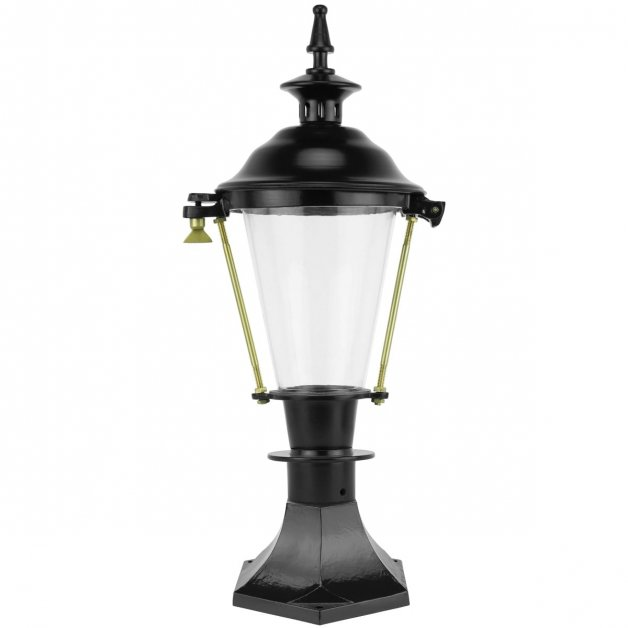 Outdoor Lamps Classic Country Style Garden lantern on foot Folsgare - 52 cm