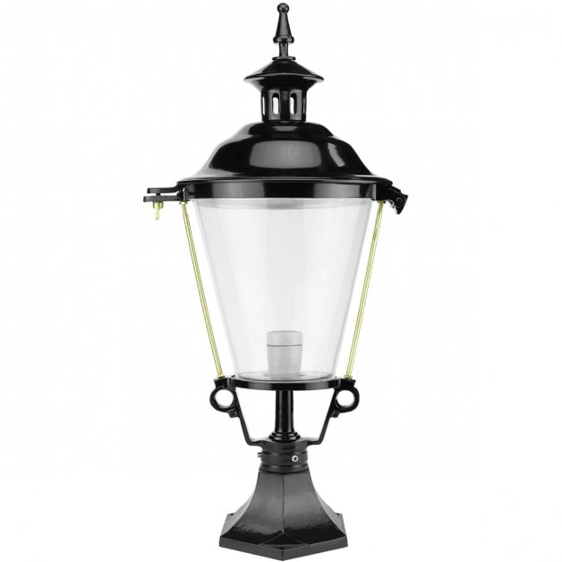 Outdoor Lighting Classic Rural Floor lantern outdoor Lieshout - 72 cm