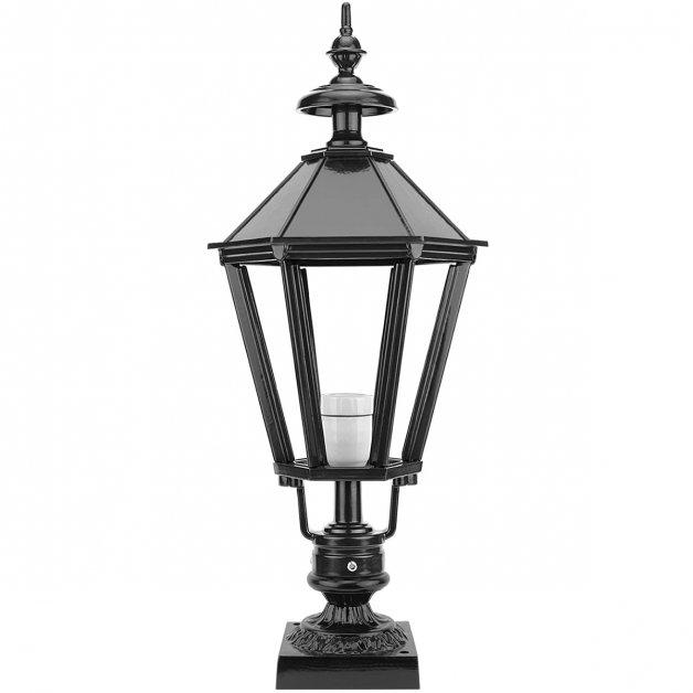 Außenlampen Antik Rustikal Stehlampe außen sockel Kropswolde - 73 cm