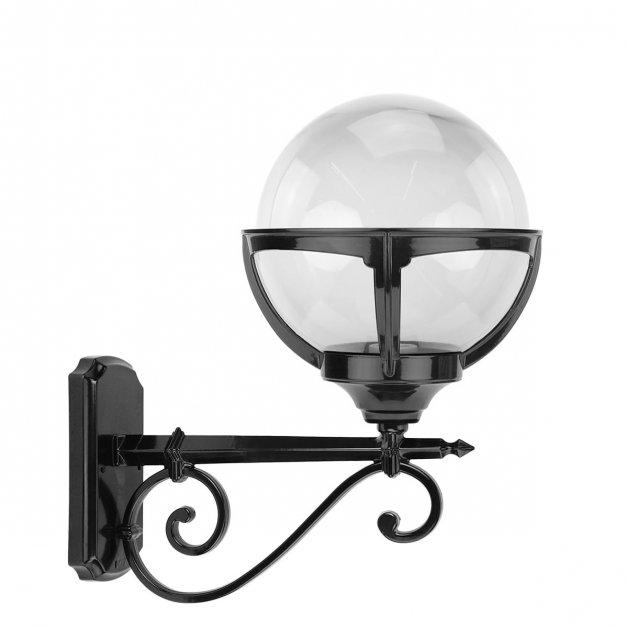 Buitenlampen Nostalgisch Rustiek Wandlamp bolvormig Italiaans Domburg - 50 cm