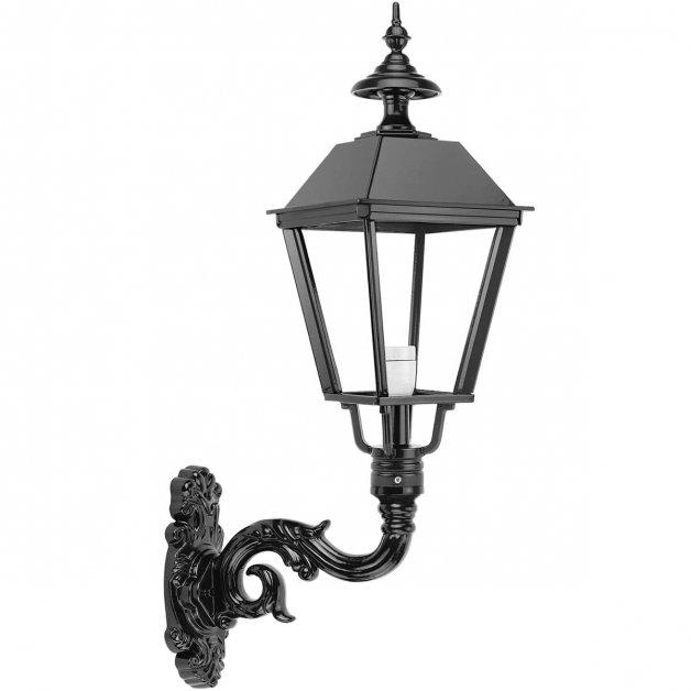 Außenlampen Klassisch Ländlich Wandleuchte quadratisch Willemsdorp - 82 cm