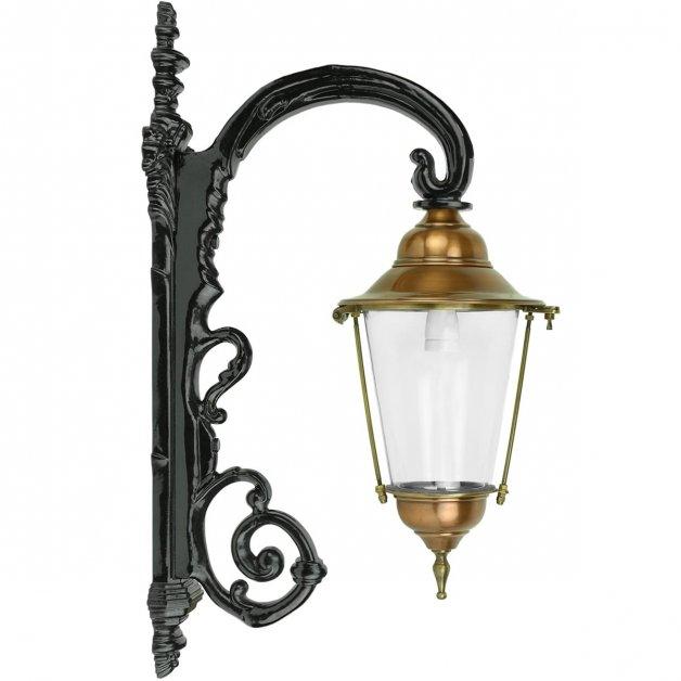 Buitenverlichting Klassiek Landelijk Wandlamp hangend Balmahuizen - 70 cm