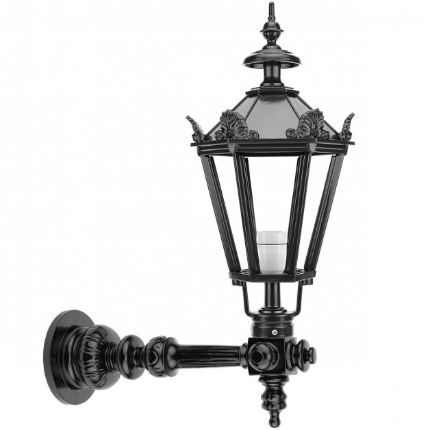 Outdoor Lighting Classic Country Style Wall lamp Dronten with crowns - 60 cm