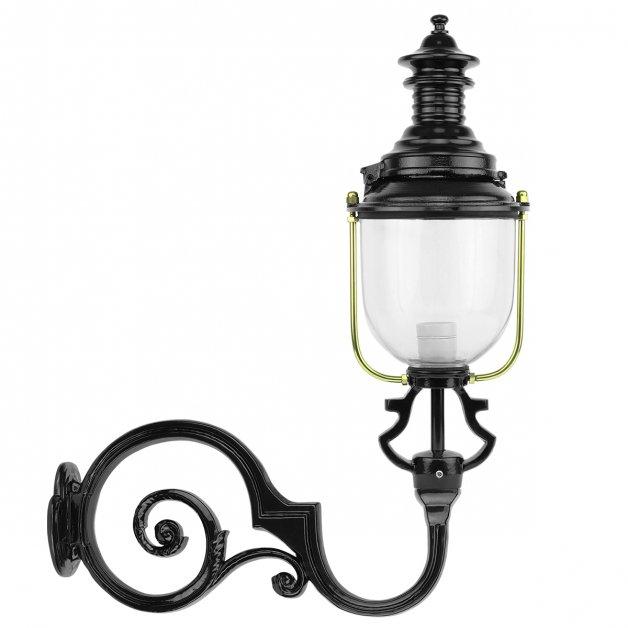 Buitenlampen Gevelverlichting Wandlantaarn buiten rond Boxtel - 100 cm