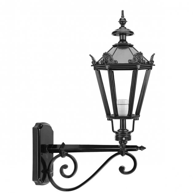 Wall Lighting Classic Rural Wall lantern rustical Colmont - 72 cm
