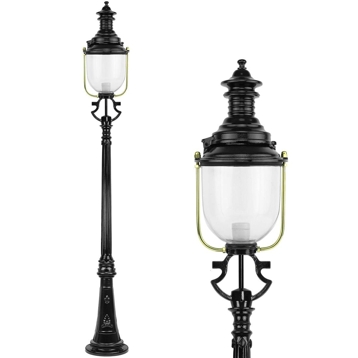 Outdoor Lighting Classic Rural Outdoor lantern authentic Oosthem - 255 cm