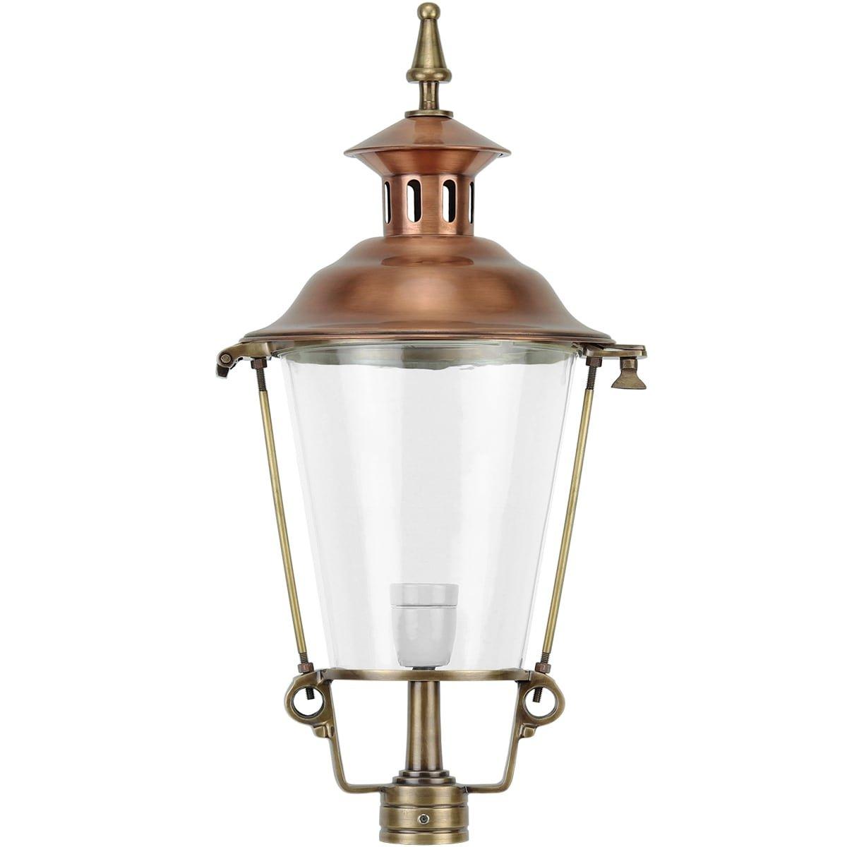 Buitenverlichting Klassiek Landelijk Losse lantaarn Brons K26 - 80 cm