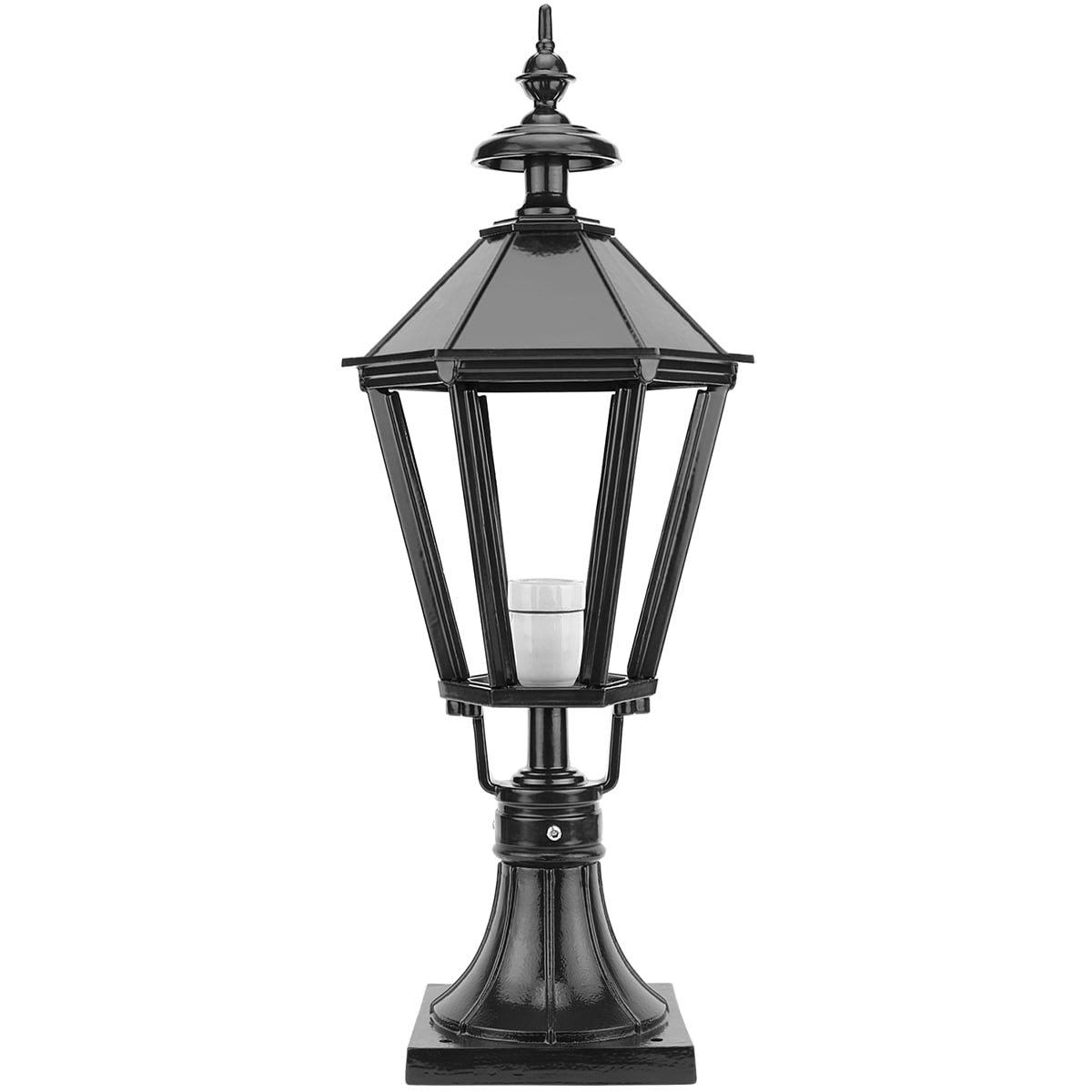 Buitenverlichting Klassiek Landelijk Sokkellamp Maastricht - 79 cm