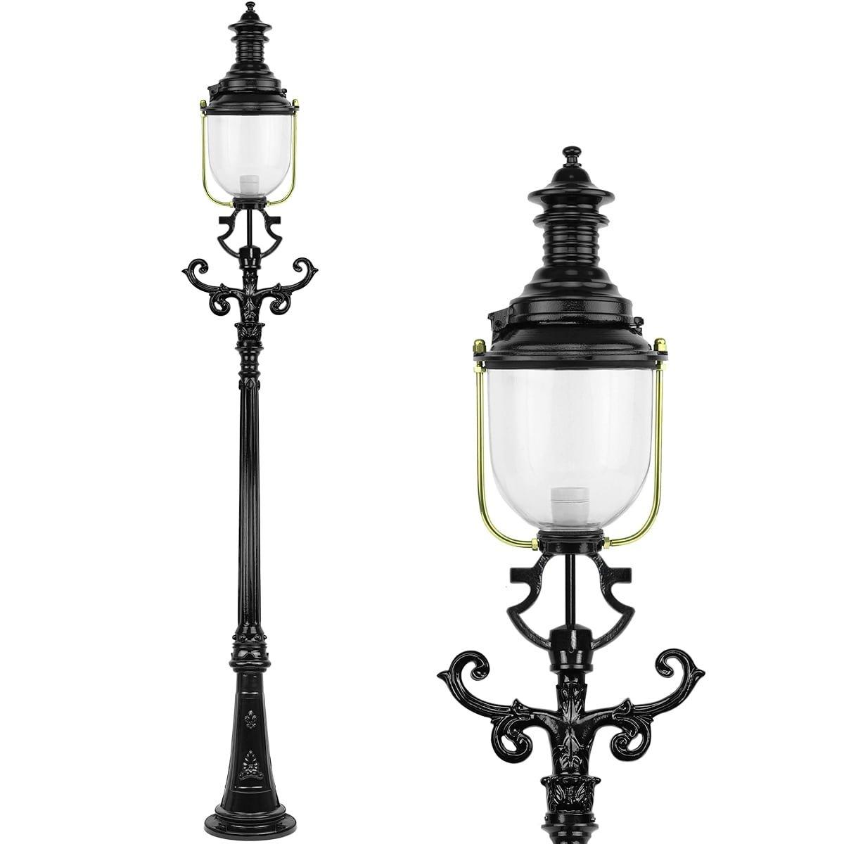 Outdoor Lighting Classic Rural Lantern post 20th century Beilervaart - 280 cm