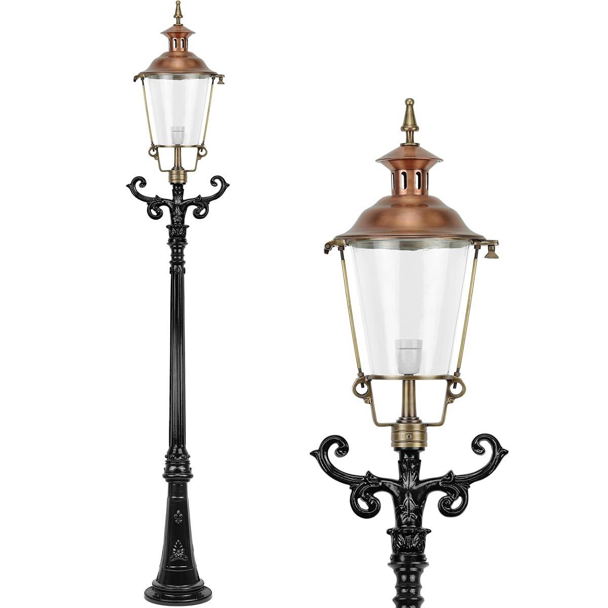 Outdoor Lighting Classic Rural Lantern ladder support Metslawier - 280 cm