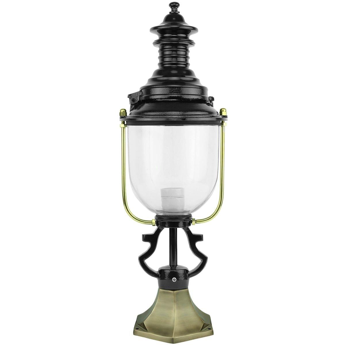 Außenbeleuchtung Klassisch Ländlich Gartenlaterne rund Franeker - 67 cm