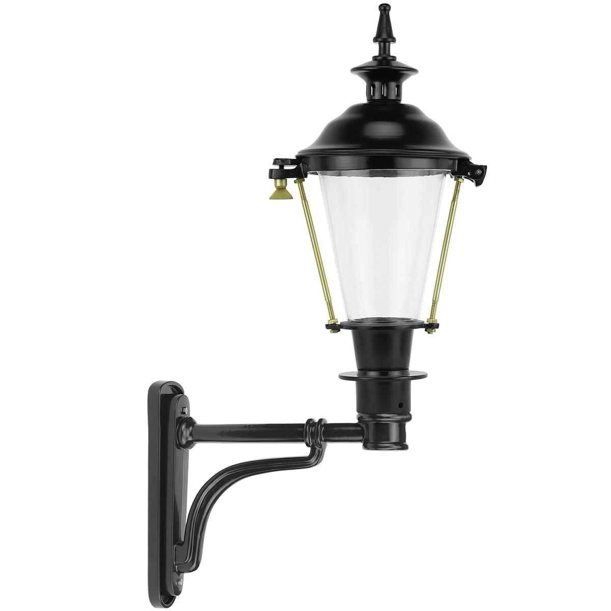 Buitenverlichting Klassiek Landelijk Boerderijlamp Callantsoog - 65 cm