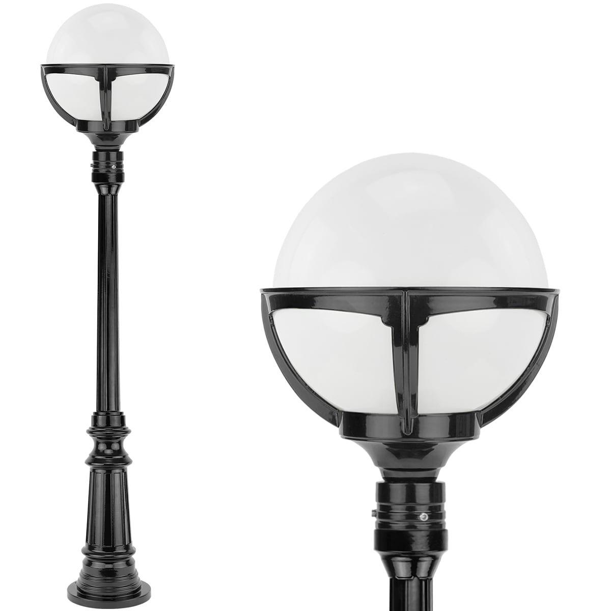 Outdoor lamps Classic Rural Sphere lantern high Munstergeleen - 132 cm