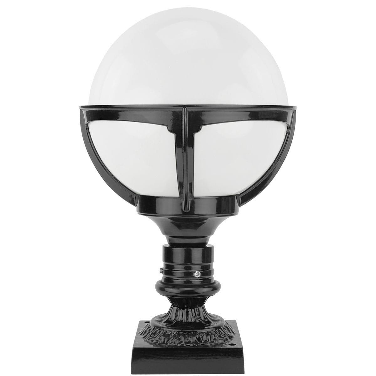 Outdoor lamps Classic Rural Globe garden lamp pedestal Nieuwstadt - 40 cm