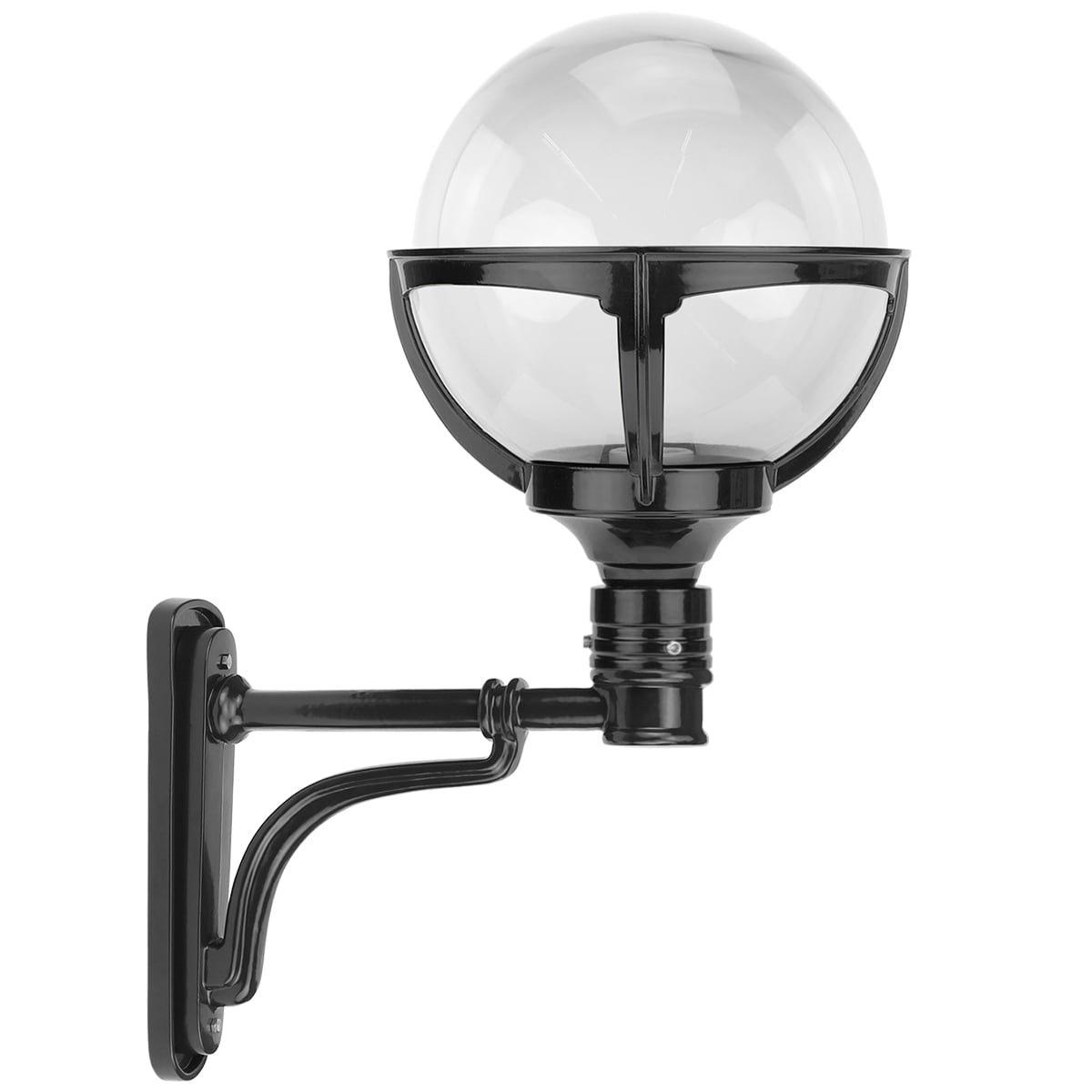 Facade Lighting Retro Nostalgic Globe lamp wall semi classic Elkenrade - 55 cm