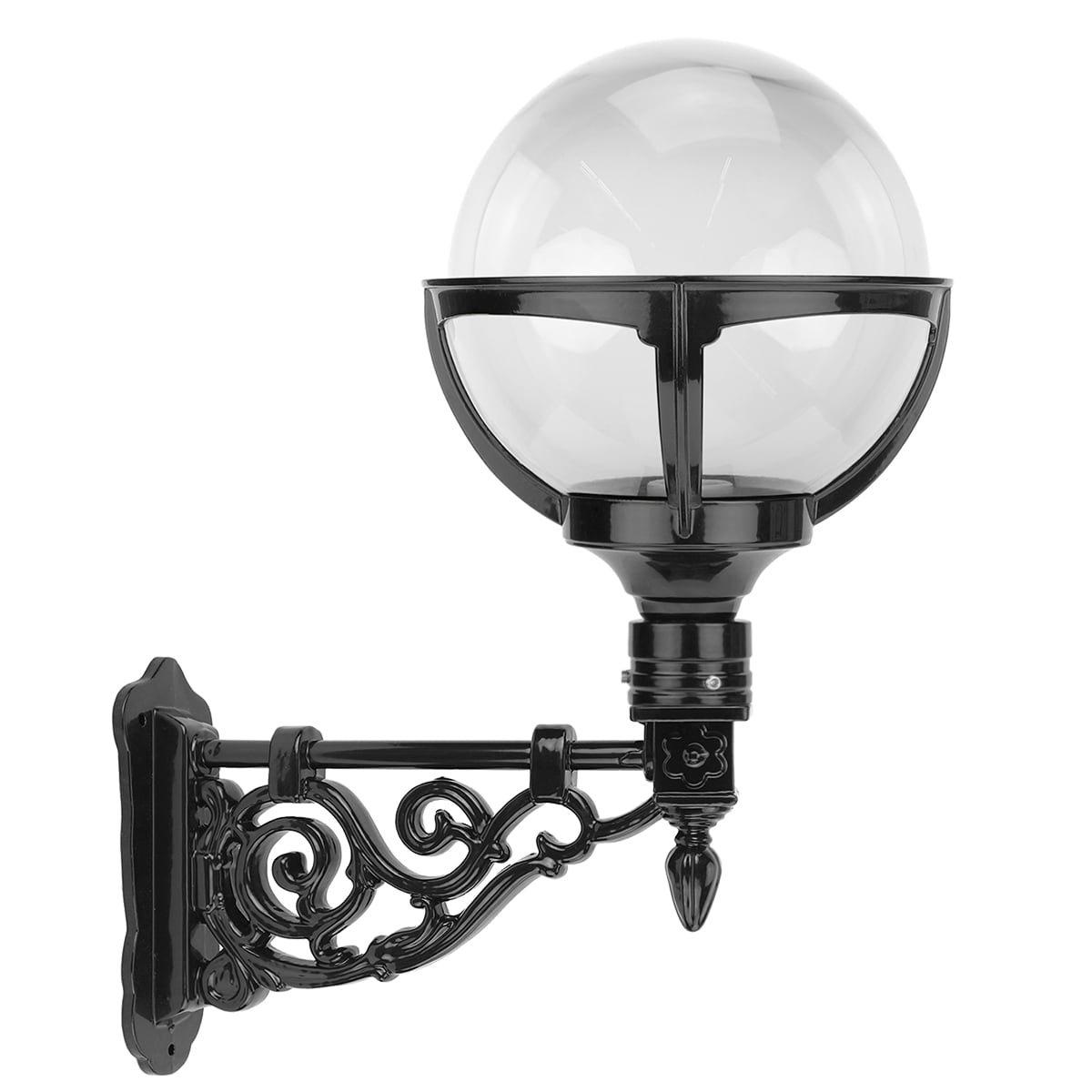 Facade Lighting Retro Nostalgic Globe lamp front door rustic Grijpskerk - 50 cm