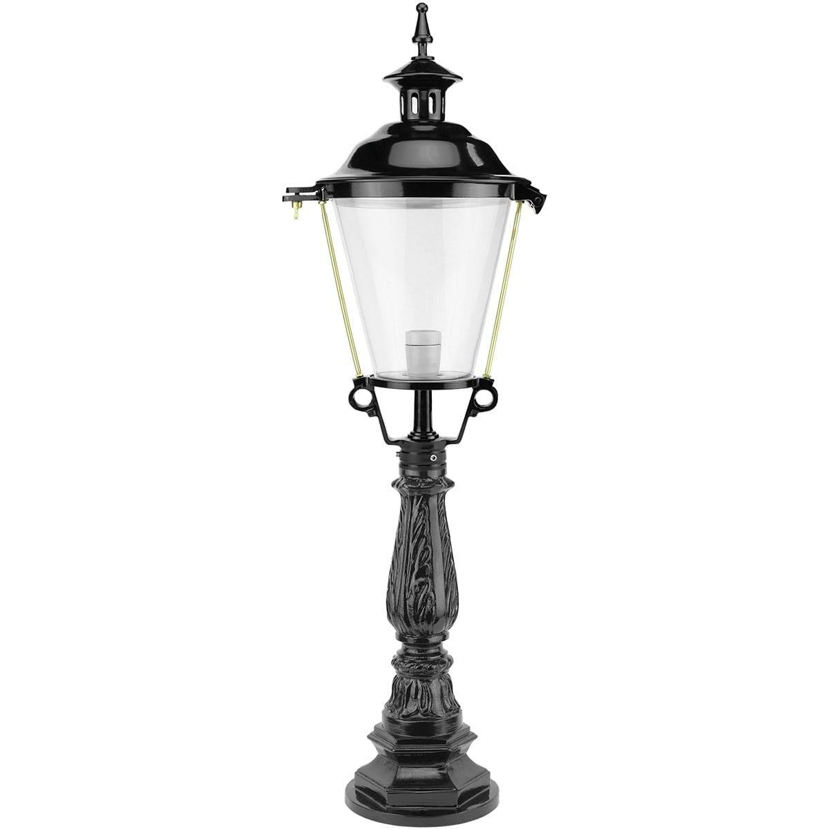 Buitenverlichting Klassiek Landelijk Buitenlamp staande Gouda - 105 cm