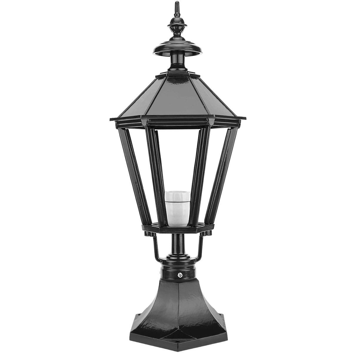 Buitenverlichting Klassiek Landelijk Buitenlamp Vinkeveen - 64 cm