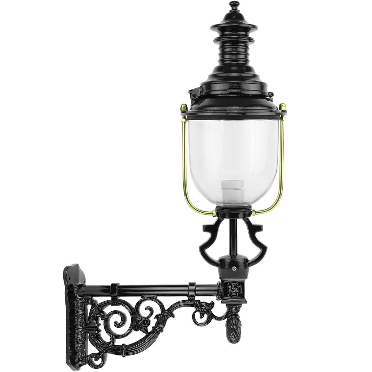 Außenbeleuchtung Klassisch Ländlich Außenlaterne fassade Wildenborch - 108 cm