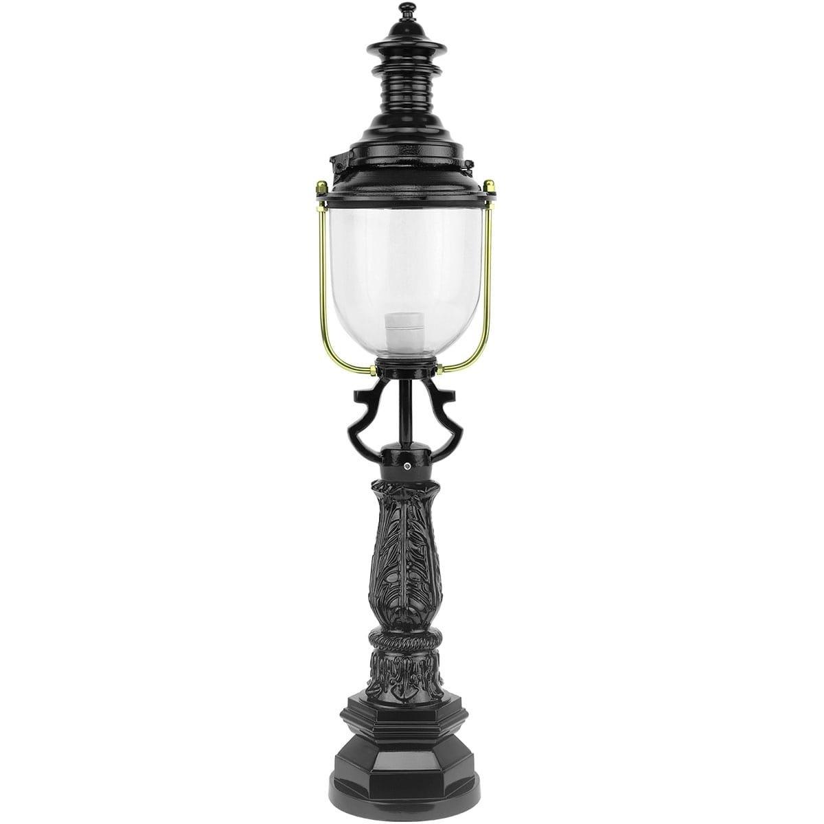 Außenbeleuchtung Klassisch Ländlich Außenlaterne stehend Lucaswolde - 129 cm