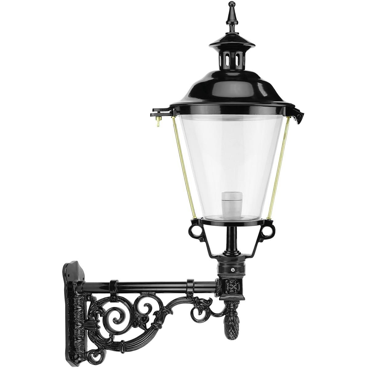 Außenbeleuchtung Klassisch Ländlich Außenlaterne wand Bussum - 88 cm