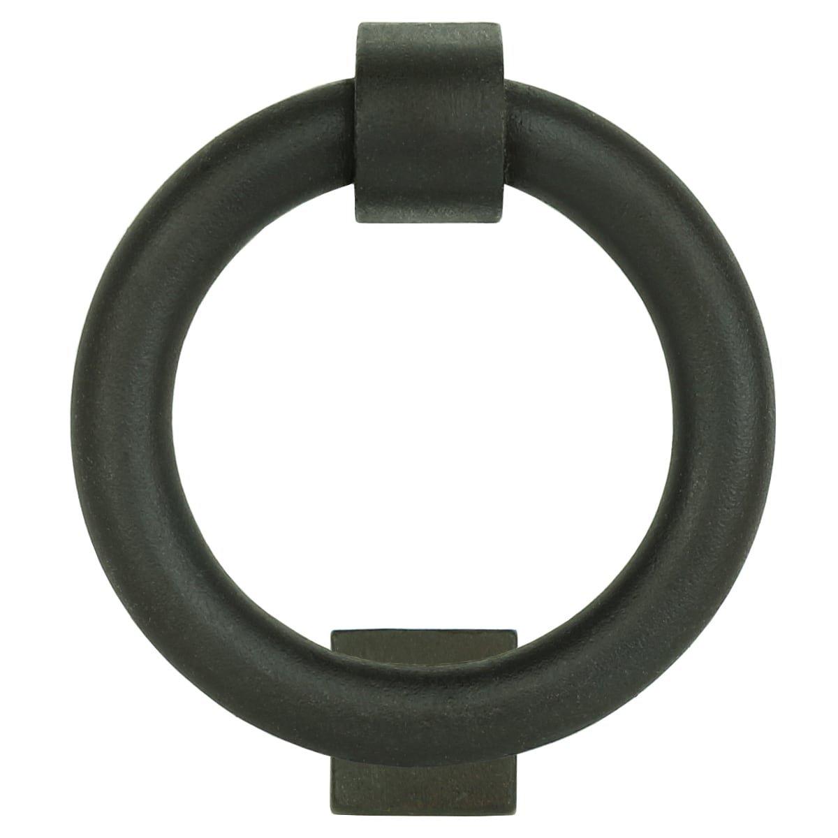 Hardware Door Knockers Door knocker with ring iron Calau - 125 mm