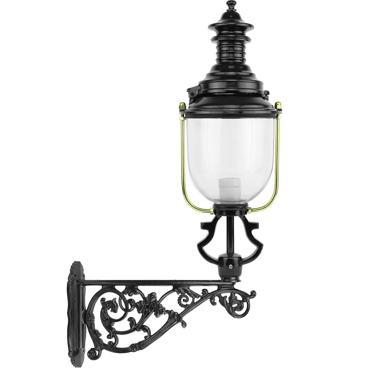 Buitenverlichting Klassiek Landelijk Entree lantaarn Aerdenhout - 159 cm