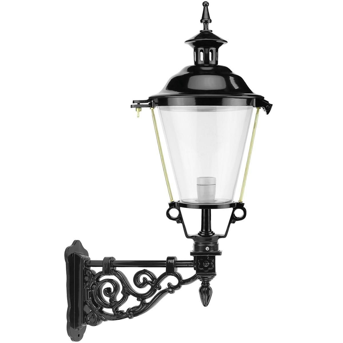 Außenbeleuchtung Klassisch Ländlich Fassaden lampe rund Haarlem - 85 cm