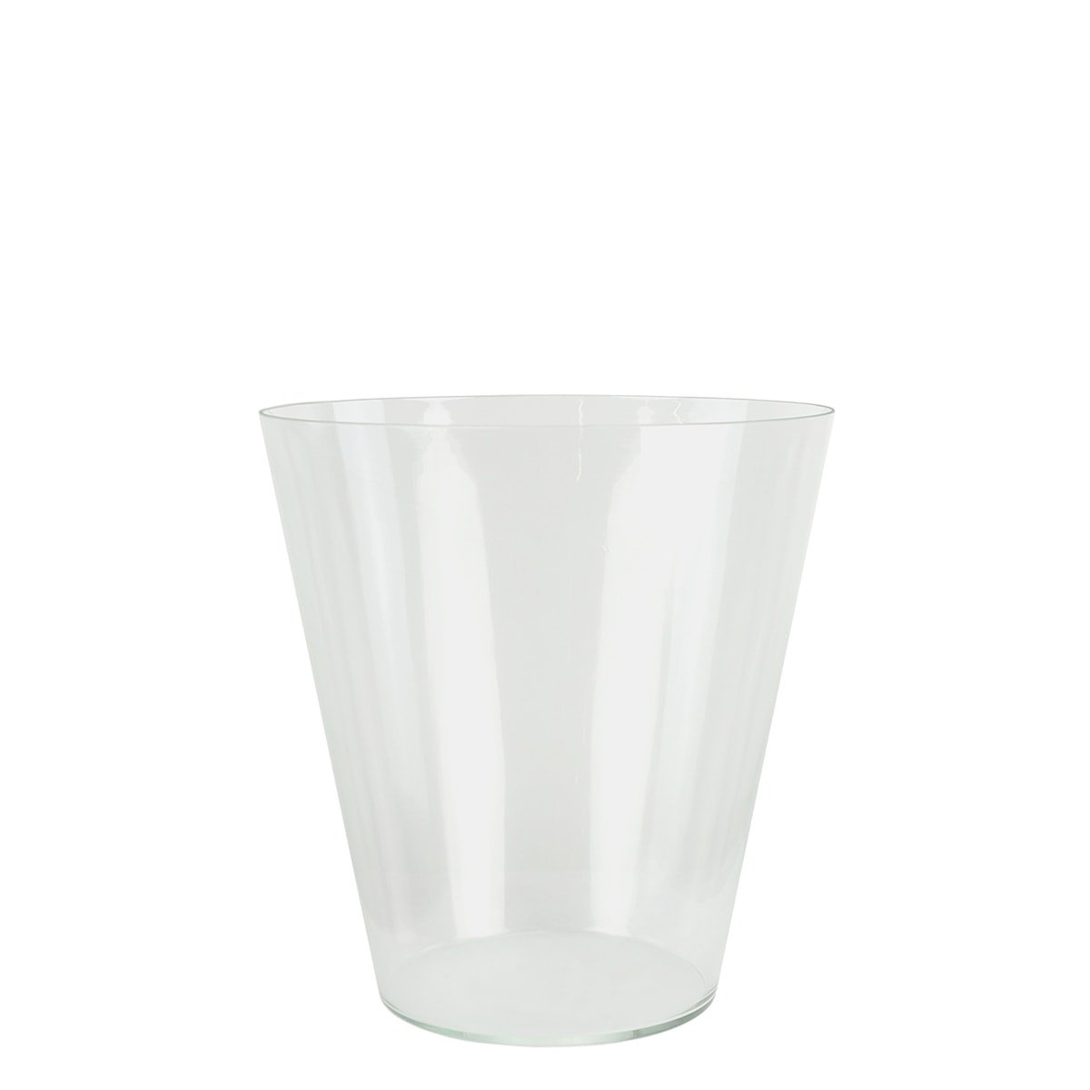 Outdoor lighting Components Glass cup lamp transparent K28 - 15.5 cm