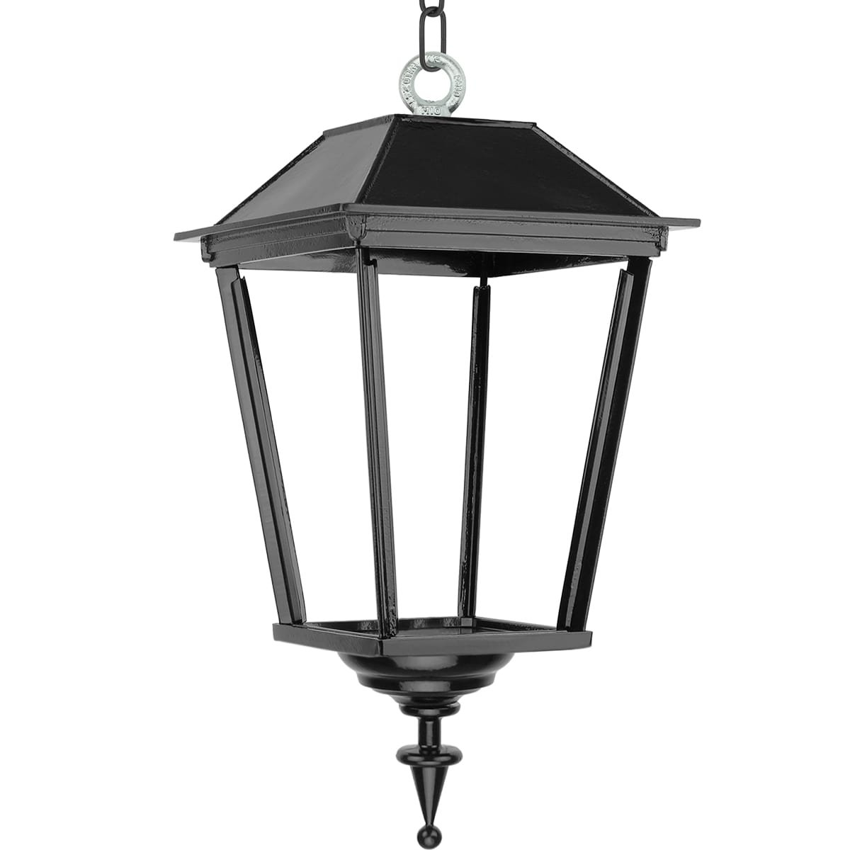Outdoor Lighting Classic Rural Hanging lamp Appingedam on chain XL - 60 cm