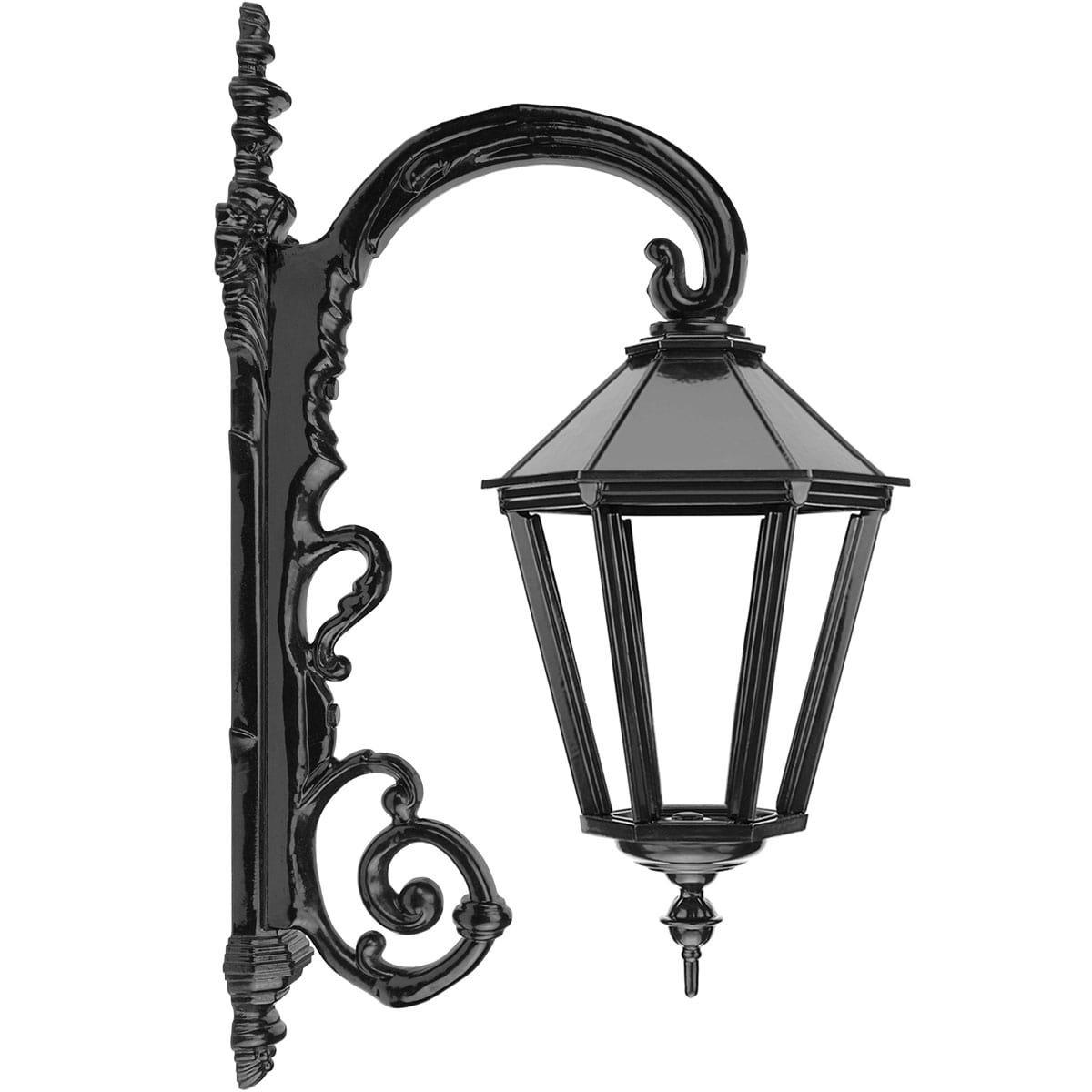 Außenbeleuchtung Klassisch Ländlich Hängelampe wand Bosschenhuizen - 70 cm
