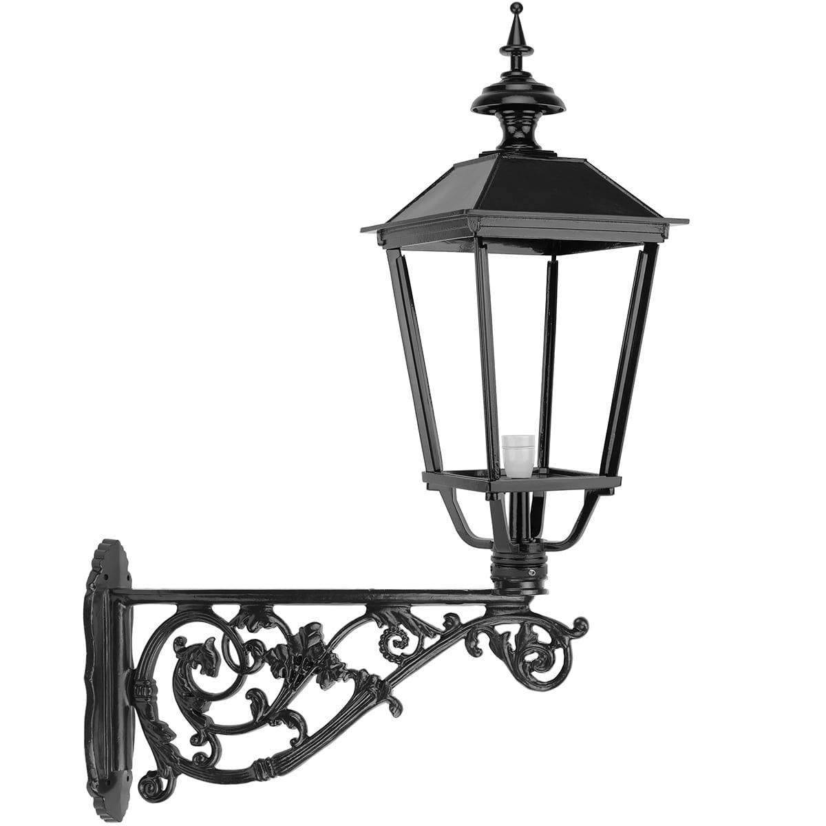 Außenbeleuchtung Klassisch Ländlich Schlosslampe draußen Castelré - 134 cm