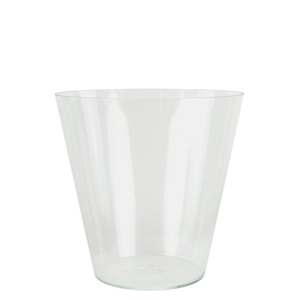 Outdoor lighting Classic Rural Plastic light cup K07 - 21.5 cm