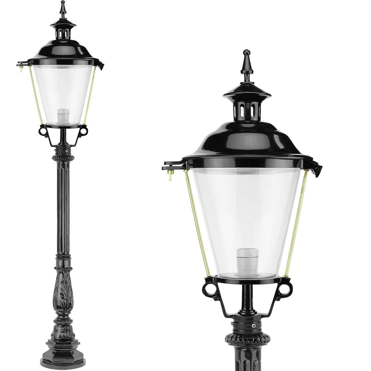 Außenbeleuchtung Klassisch Ländlich Laterne lampe außen Bilthoven - 150 cm