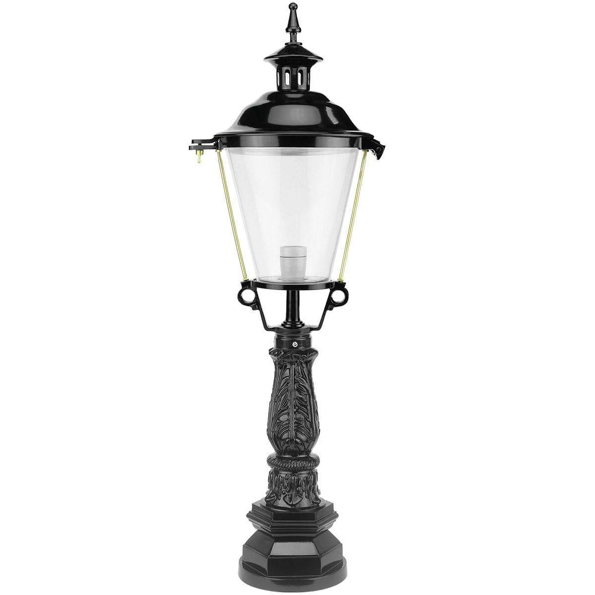 Außenbeleuchtung Klassisch Ländlich Laternenlampe rund Maartensdijk - 109 cm