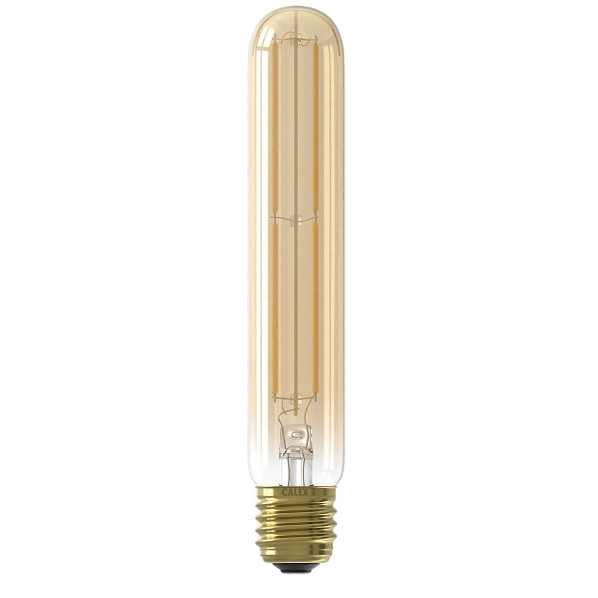 Außenbeleuchtung Lichtquellen Led röhrenlampe filament Tube Gold - 4W