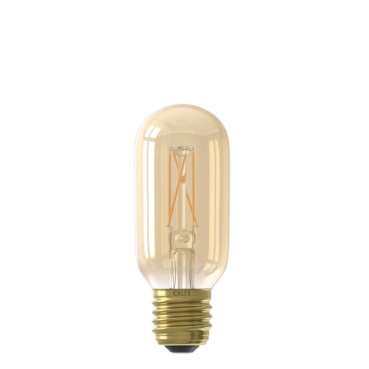 Außenbeleuchtung Lichtquellen Led carbon glühlampe Tube Gold - 4W