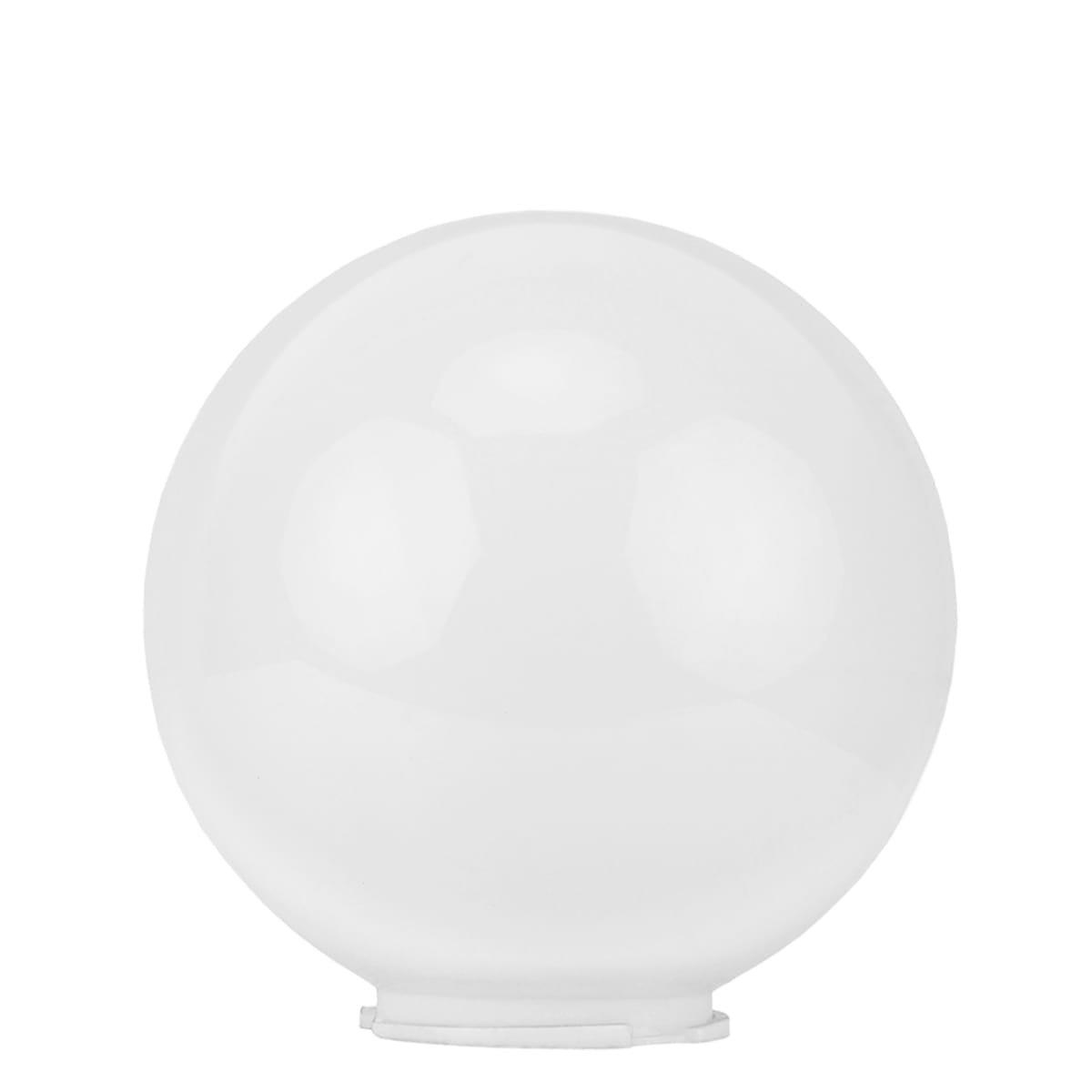 Buitenverlichting Onderdelen Losse bol buitenlamp opaalglas - Ø 25 cm